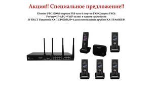 Нові IP-телефони Panasonic