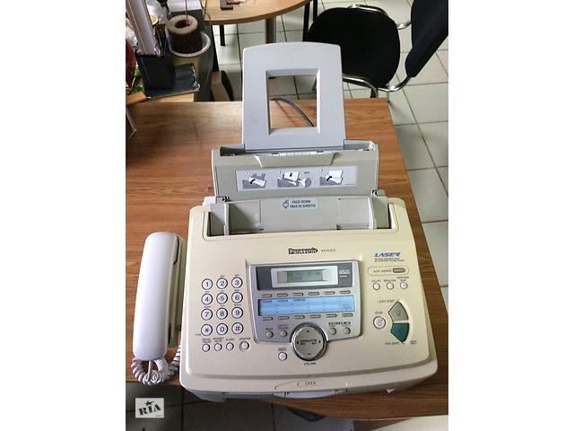 Лазерный факс PANASONIC KX- FL513 (пересылка Новой почтой бесплатно)- объявление о продаже  в Киеве