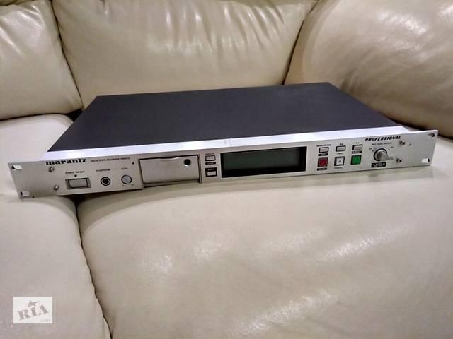 продам Maranz (Маранц) PMD 570 стерео плеер CF бу в Киеве