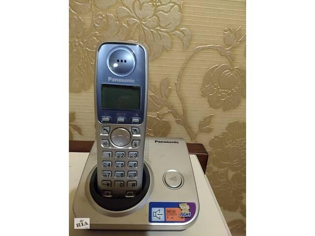 купить бу Телефон трубка панасоник в Запорожье