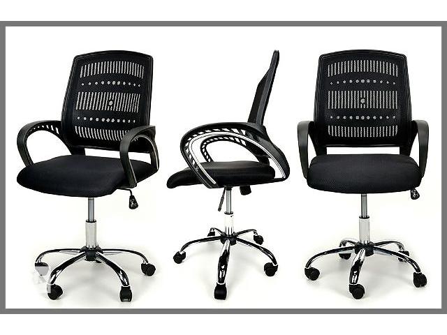 """бу Офисное кресло """"LUCAROS"""" Calviano черное. Отправка по всей Украине! в Львове"""