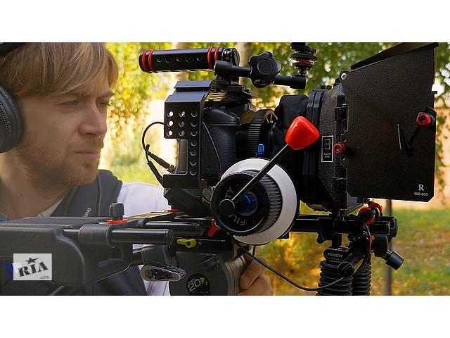 купить бу Відеозйомка кількома камерами урочистих подій, конференцій, семінарів. в Києві