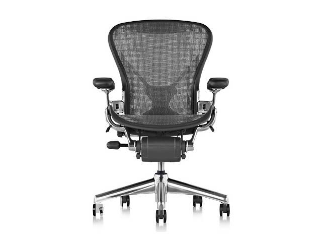 купить бу Ортопедическое кресло Aeron от Herman Miller  в Киеве