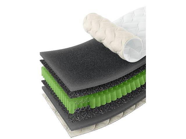 продам Ортопедический матрас Эпсилон SlipFly Organic с наматрасником и подушками в подарок! бу в Одессе