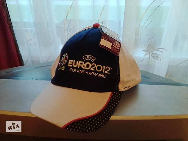продам Оригинальная кепка с euro 2012 Ukraine-Poland бу в Ковеле