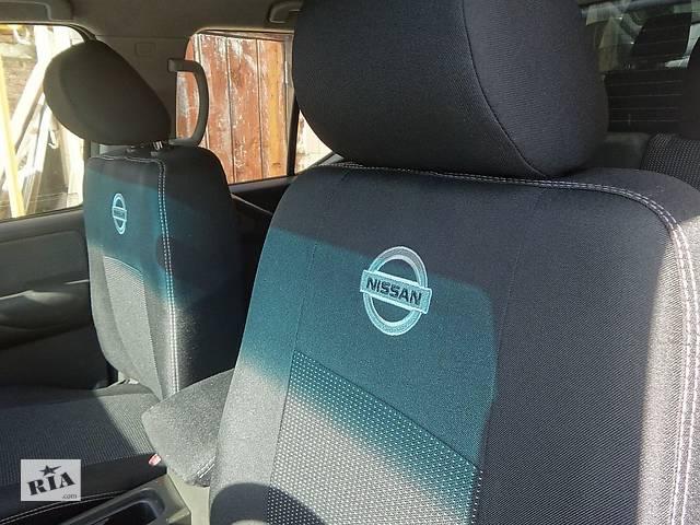 бу Оригинальные чехлы Nissan Qashqai (універсал) (сзади подлокотник) (2014>) (Favorit) в Киеве