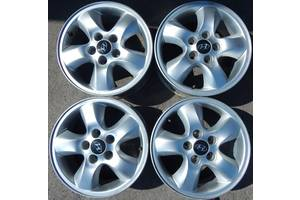 Оригинальные диски 6.5 R16 5X114.3 ET46 Mazda без пробега по Украине