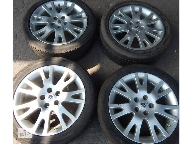 купить бу Оригинальные диски  7 R17 5X108 ET50 Ford без пробега по Украине в Виннице