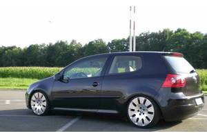 Оригинальные диски Volkswagen Golf 7.5 R18 5X112 ET40 без пробега по Украине