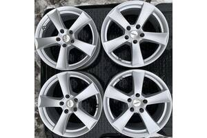 Оригинальные диски DEZENT GERMANY 7.5 R17 5X112 ET52 Mercedes BMW Volkswagen