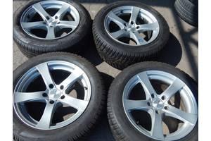 Оригинальные диски DEZENT GERMANY 8 R17 5X120 ET30 VW без пробега по Украине