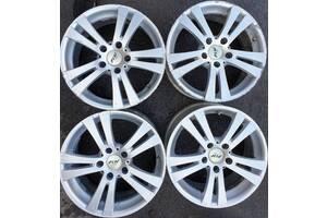 Оригинальные диски FLW GERMANY 7.5 R17 5X112 ET35 Mercedes,AUDI,VW,Skoda