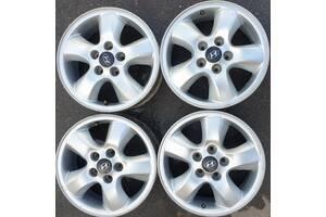 Оригинальные диски Hyundai Santa Fe 6.5 R16 5X114,3 ET46
