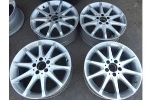 Оригинальные диски RONAL  7 R17 5X112 ET49 VW без пробега по Украине