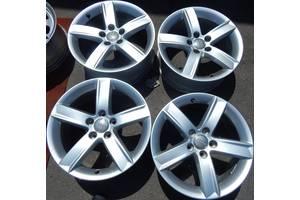 Оригинальные диски RONAL GERMANY 7 R17 5X112 ET46 Volkswagen без пробега по Украине