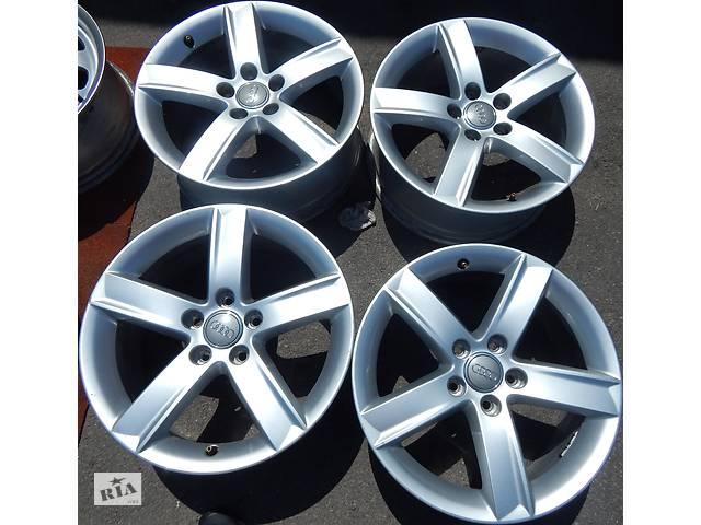 купить бу Оригинальные диски RONAL GERMANY 7 R17 5X112 ET46 Volkswagen без пробега по Украине в Виннице