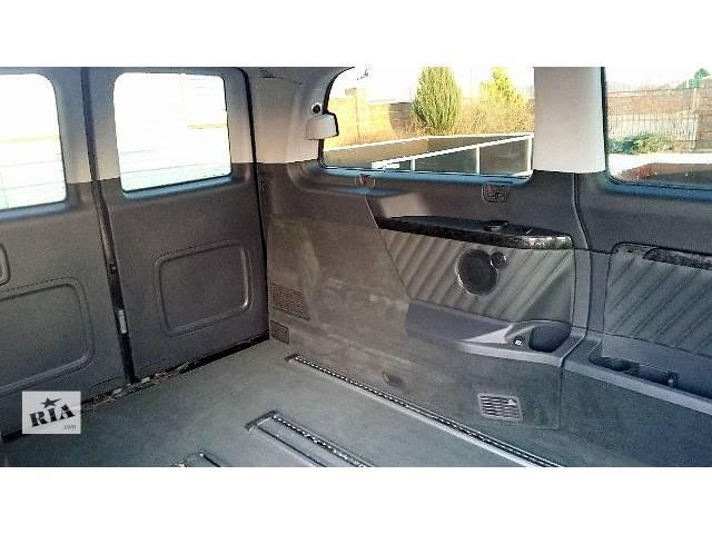 Оригинальный комплектный салон w639 Mercedes Vito Viano Ambient Black 2014г. Установка!- объявление о продаже  в Ровно