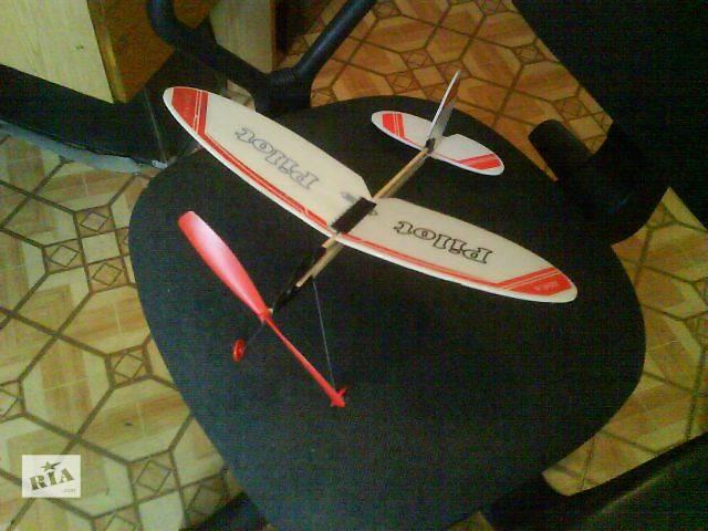 Оригинальный подарок - летающий самолет.- объявление о продаже  в Одессе