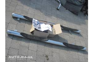Молдинги стойки Kia Sportage