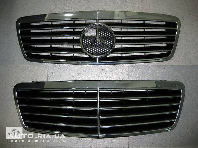 купить бу Отделка и молдинги передней части для Mercedes CLK-Class в Черкассах