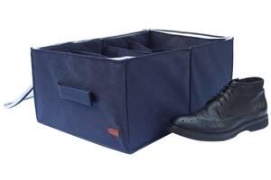 Органайзер для обуви на 4 пары Organize Jns-O-4 джинс R176237
