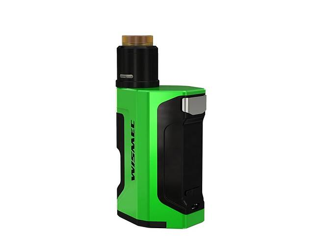бу Стартовый набор Wismec Luxotic DF Box 200W TC Kit with Guillotine V2 Green (AJ-9-9Wl02) в Киеве