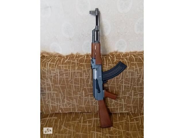 купить бу Продам новый пневматический ак-47 в Запоріжжі
