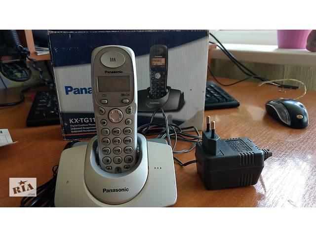купить бу Радиотелефон Panasonic в Белой Церкви