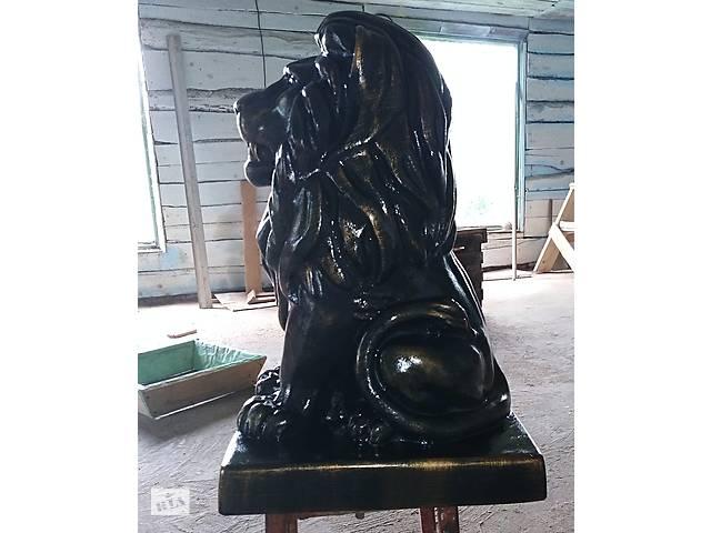 Лев из бетона скульптура- объявление о продаже  в Виннице