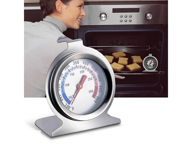 Термометр Градусник для духовки печи коптильни барбекю до 300 °С- объявление о продаже  в Чернигове