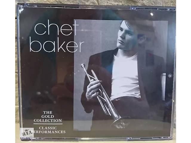 бу Chet Baker 2 CD box set в Херсоне