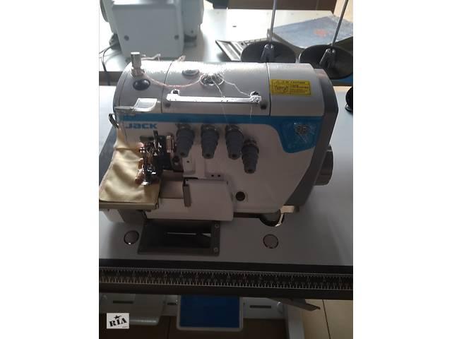 продам Оверлок швейная промышленная машина Jack и Juki. бу в Одессе