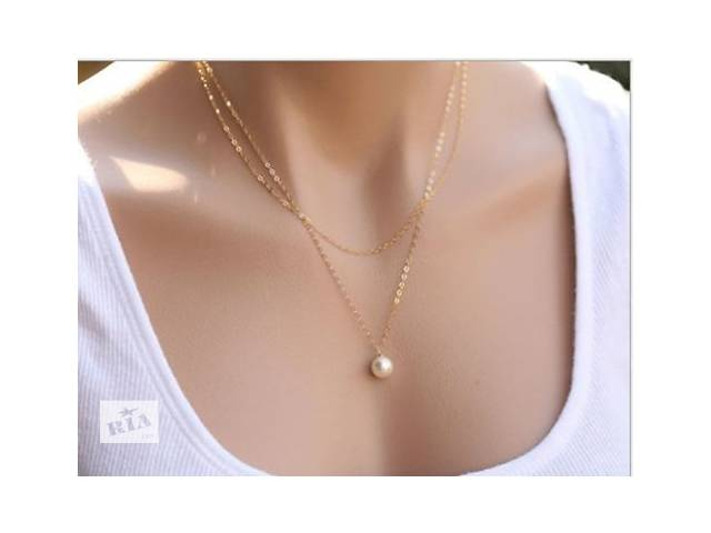 продам Ожерелье с жемчугом бу в Харькове