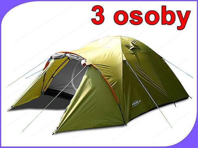 купить бу Палатка Abarqs Malwa 3, клеенные швы,тамбур. Вся Украина! в Тернополе