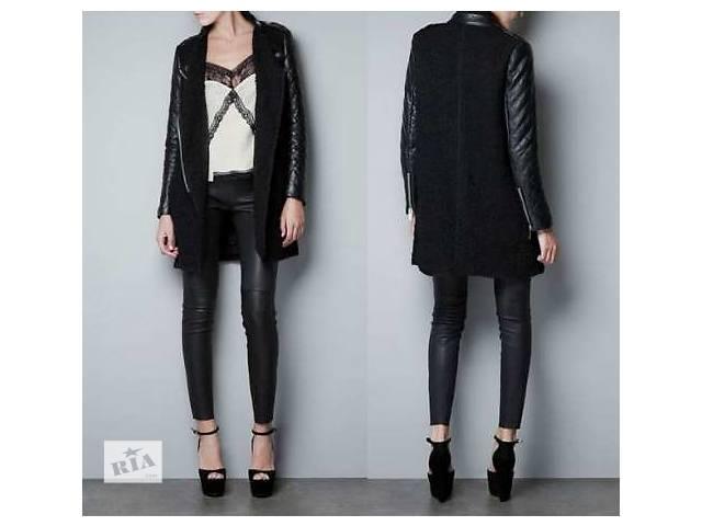 Пальто Zara Woman копия- объявление о продаже  в Коростышеве