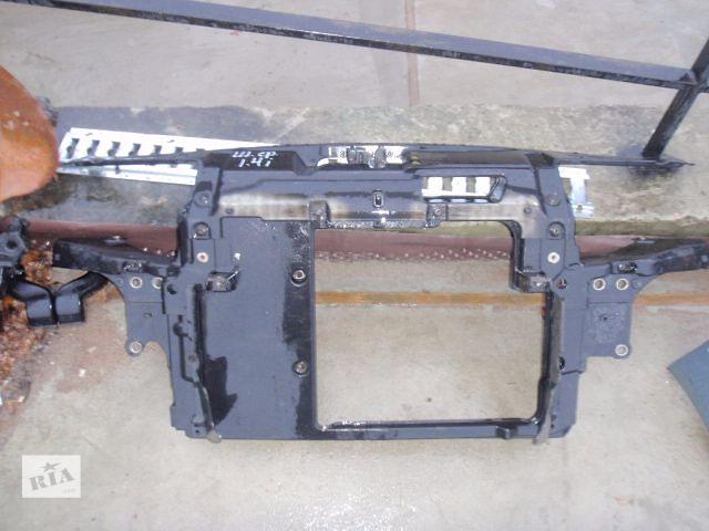 панель передняя для Skoda Fabia, 1.4i, 2004- объявление о продаже  в Львове