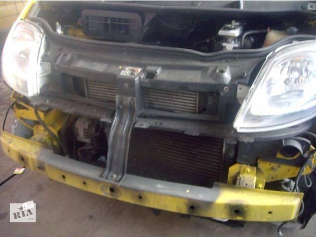 бу Панель передняя  Renault Trafic Рено Трафик Opel Vivaro Опель Виваро Nissan Primastar 1.9Dci, 2.0Dci, 2.5Dci в Трускавце