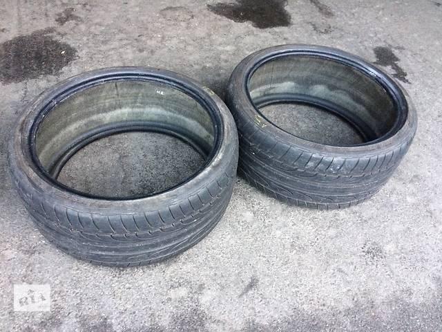 продам Пара резины Dunlop SP Sport Maxx 255/30 ZR19 MFS бу в Киеве