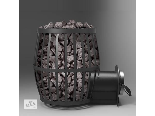 купить бу Печь для сауны,бани каменка Canada * Бочка* на 20м3 от 4499грн в Киеве
