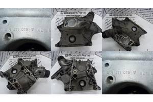 Передняя крышка двигателя om611/612/613/646 2.2/2.7/3.2 cdi Mercedes M-class W163 ML270 2.7 CDI (1998-2006) R6110151102