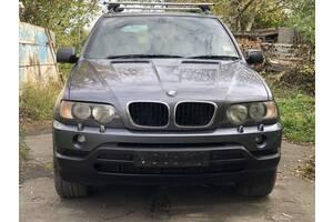 Передний бампер дорестайл BMW X5 E53 Передний БМВ Х5 Е53 2000-2003г