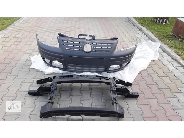 купить бу  Передний бампер и телевизор для Volkswagen Caddy в Луцке