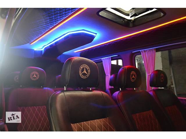 Переоборудование переделка обшивка перетяжка перешивка микроавтобусов буса переобладнання салон в микроавтобус Бердичев- объявление о продаже   в Украине