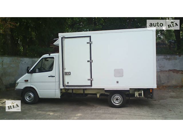 купить бу перевозки рефрижератором (холодильной установкой) в Ровенской области