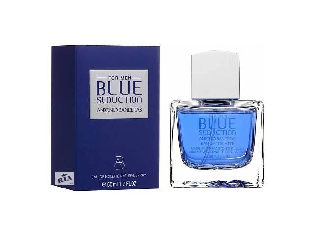 продам Продам оригинал Blue Seduction Antonio Banderas бу в Краматорске