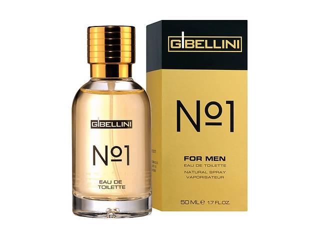 продам Туалетная вода Мужская Gibellini For Men №1 Natural Spray Vaporisateur 50 мл. (Paco Rabannes 1 Million) бу в Первомайске