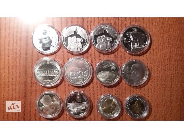 Подборка юбилейных монет НБУ Українни- объявление о продаже  в Ровно