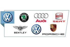 Підсвітка номерного знака VAG VW AUDI