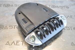 Плафон освещения перед Mini Cooper Countryman R60 10-16 без люка 61-31-3-455-630 разборка Алето Авто запчасти Мини Купер