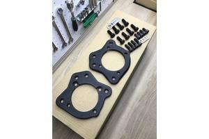 Планшайби для двох супортів БМВ Е30, дискові гальма Е30, Дріфт, Drift
